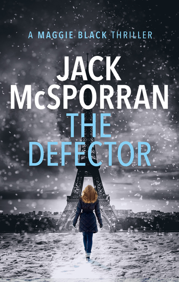 The Defector - cover
