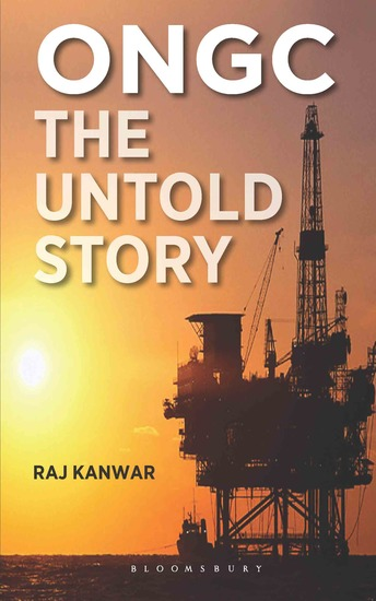 ONGC - The Untold Story - cover