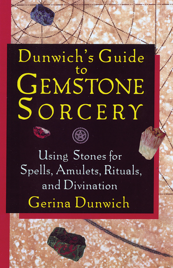 Dunwich's Guide to Gemstone Sorcery - cover
