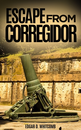 Escape from Corregidor - cover