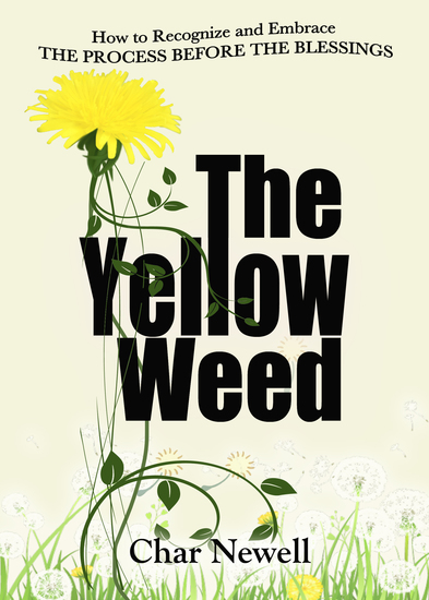 The Yellow Weed - How to Recognize and Embrace the Process Before the Blessings - cover