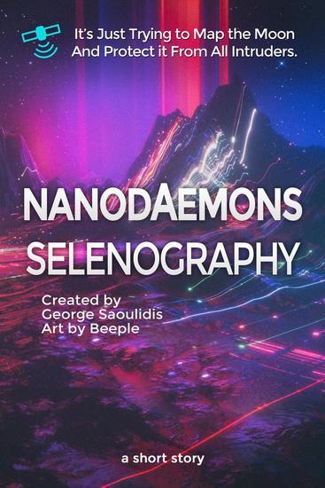 Nanodaemons: Selenography - Nanodaemons - cover