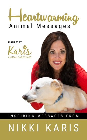 Heartwarming Animal Messages - cover