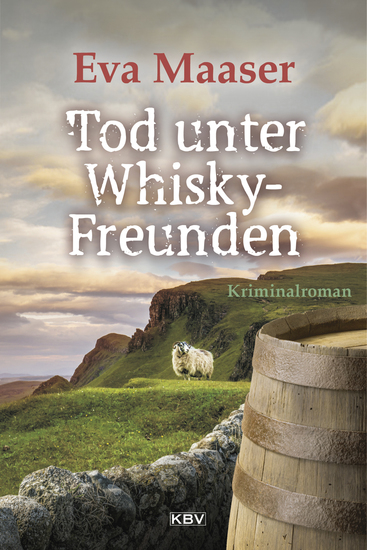 Tod unter Whisky-Freunden - Kriminalroman - cover
