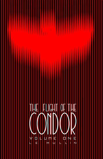 The Flight of the Condor - Volume One #1 - cover