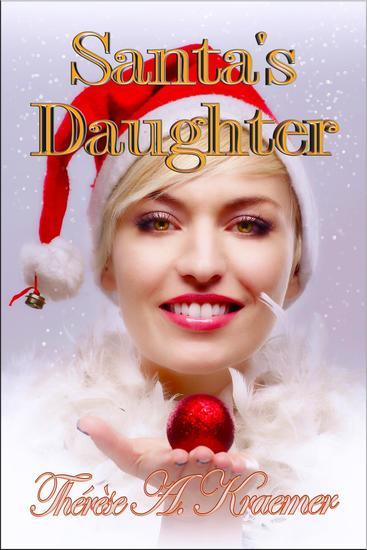 Santa's Daughter - cover