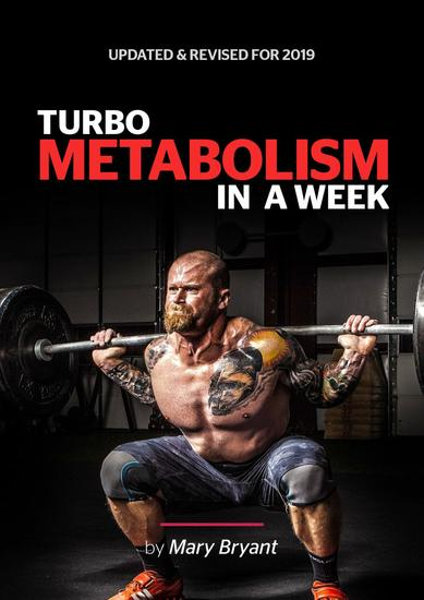 Turbo Metabolism In A Week - cover
