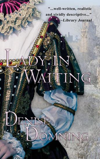 Lady in Waiting - The Lady Series #1 - cover