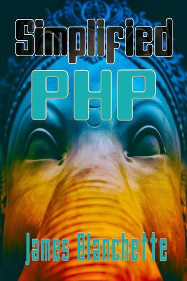Simplified PHP - cover