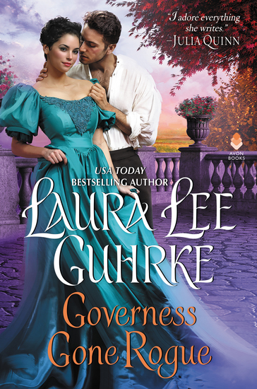 Governess Gone Rogue - Dear Lady Truelove - cover