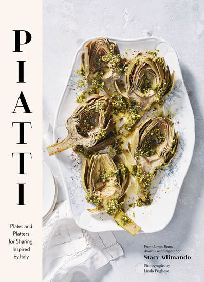 Piatti - Plates and platters for sharing inspired by Italy - cover