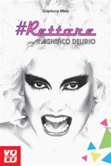 #Rettore - Magnifico Delirio - cover