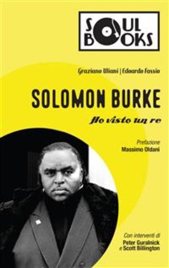 Solomon Burke - Ho visto un re - cover