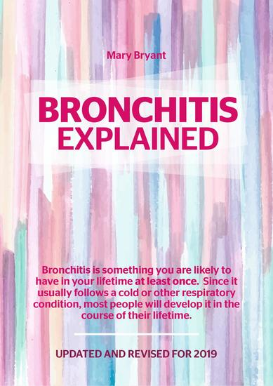 Bronchitis Explained - cover