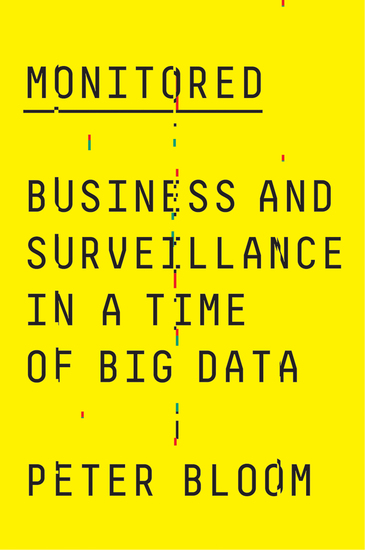 Monitored - Business and Surveillance in a Time of Big Data - cover