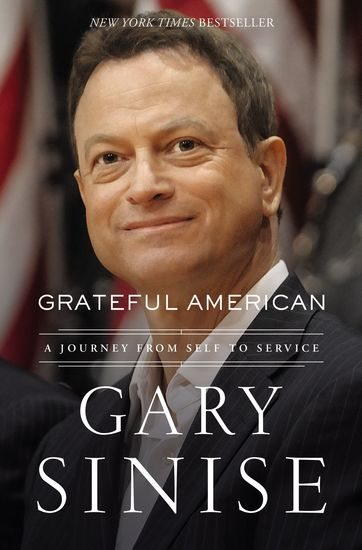 Grateful American - A Journey from Self to Service - cover