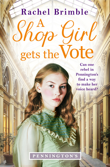 A Shop Girl Gets the Vote - cover