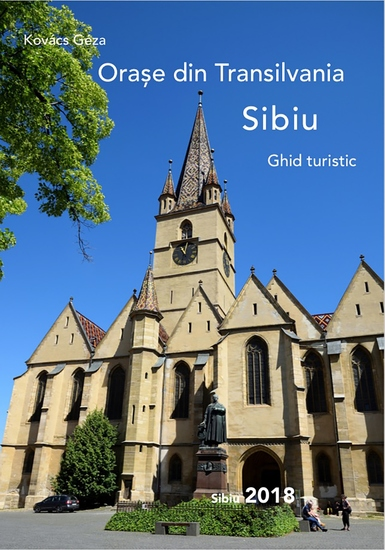 Orașe din Transilvania Sibiu - Romania Sibiu 2018 - cover