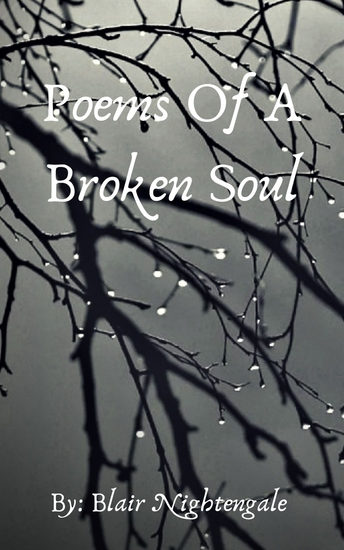 Poems Of A Broken Soul - cover