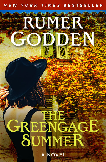 The Greengage Summer - A Novel - cover