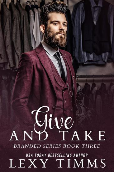 Give and Take - Branded Series #3 - cover
