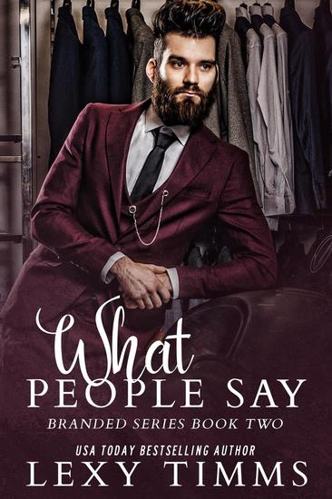 What People Say - Branded Series #2 - cover