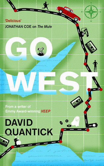 Go West - cover