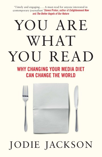 You Are What You Read - cover