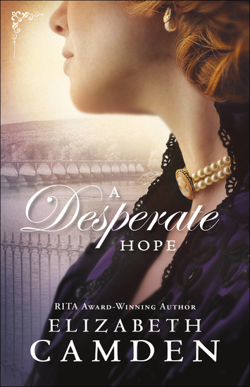 A Desperate Hope (An Empire State Novel Book #3) - cover