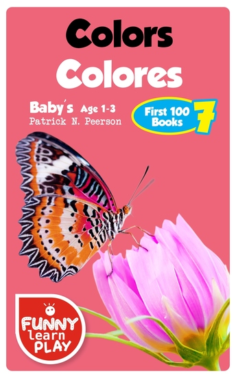 Colors Colores - Baby's Age 1-3 - cover