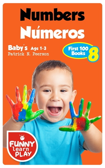 Numbers Números - Baby's Age 1-3 - cover