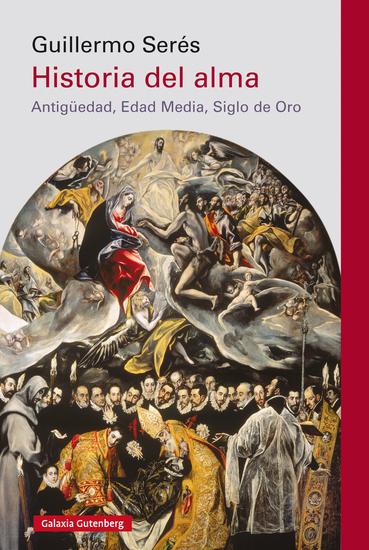 Historia del alma - cover