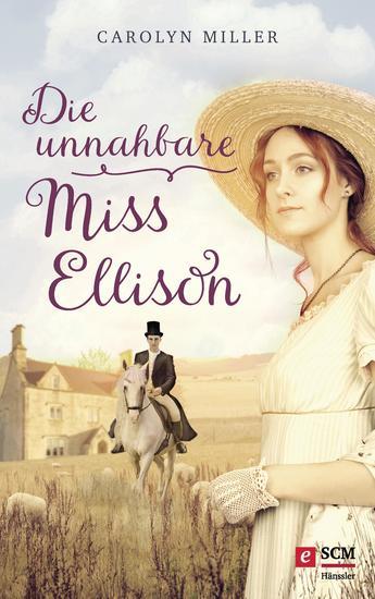Die unnahbare Miss Ellison - cover