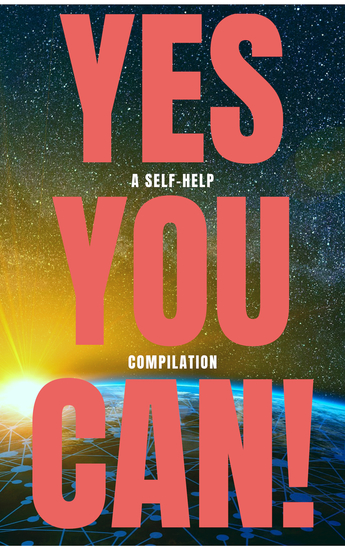 Yes You Can! - 50 Classic Self-Help Books That Will Guide You and Change Your Life - cover