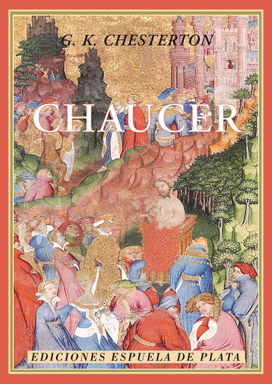 Chaucer - cover