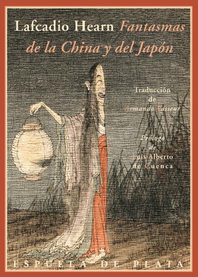 Fantasmas de la China y del Japón - cover