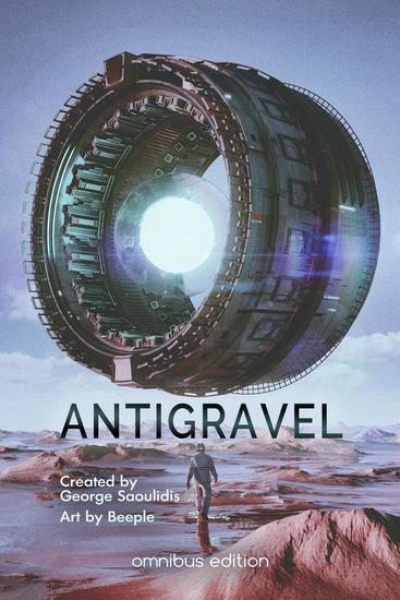 Antigravel Omnibus 1 - Antigravel - cover