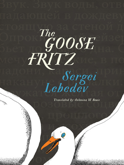 The Goose Fritz - cover