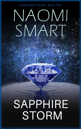 Sapphire Storm - The Gemstone Trilogy - cover