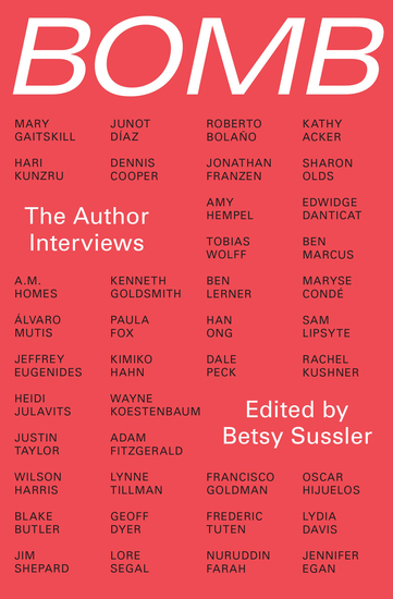 Bomb - The Author Interviews - cover