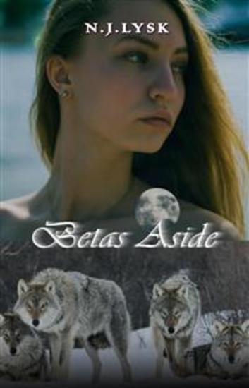 Betas Aside - F F Werewolf Romance - cover