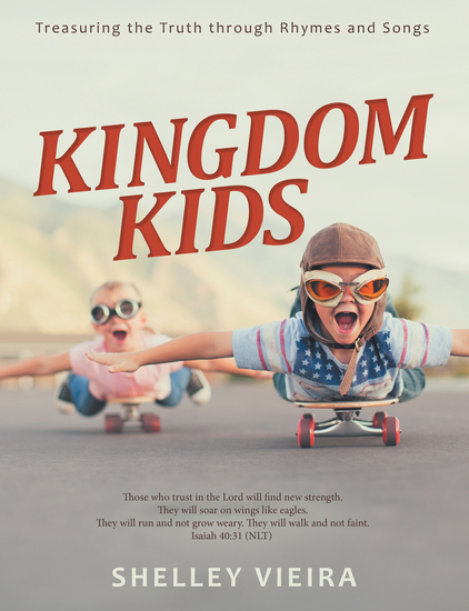 Kingdom Kids - Treasuring the Truth Through Rhymes and Songs - cover