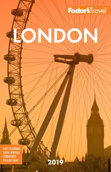 Fodor's London 2019 - cover