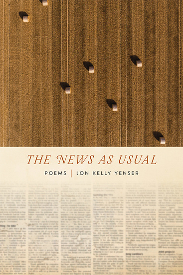 The News as Usual - Poems - cover