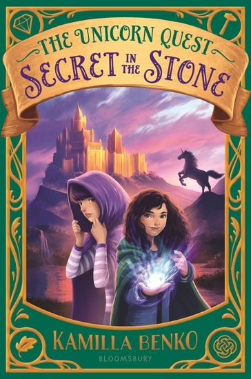 Secret in the Stone - cover