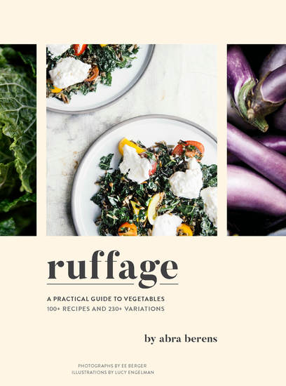 Ruffage - A Practical Guide to Vegetables - cover