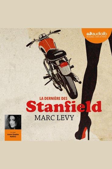 La Dernière des Stanfield - cover