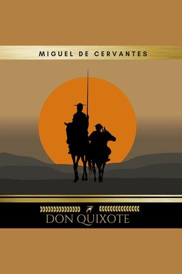 Don Quixote Vol 1 - cover