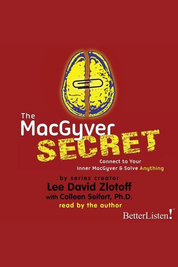 The MacGyver Secret - cover