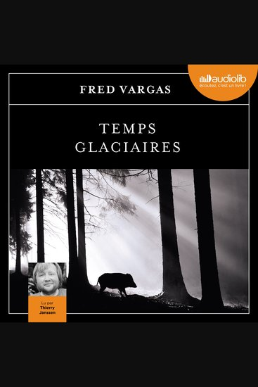 Temps glaciaires - cover